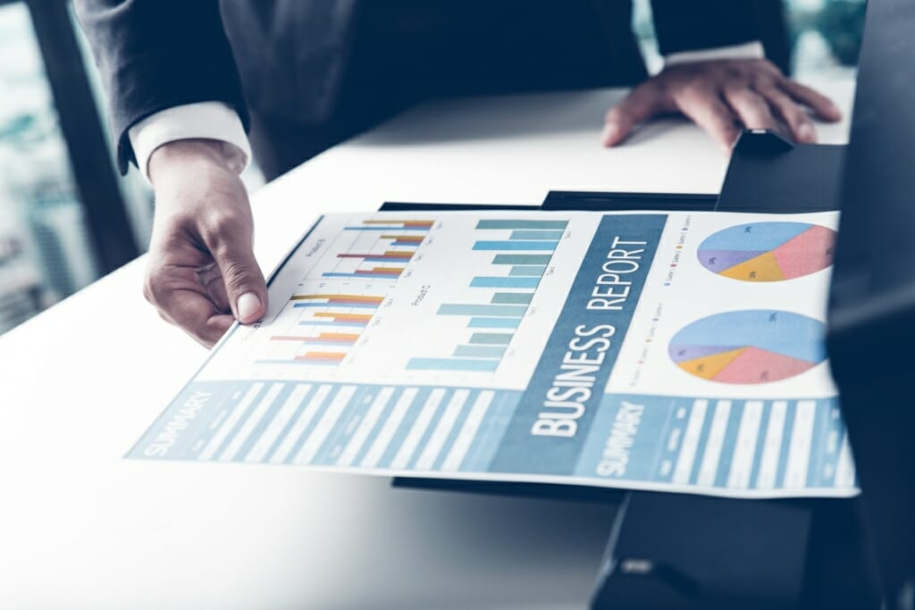 Account management global document solutions