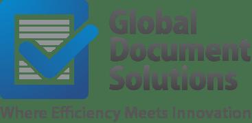 Global Document Solutions Logo